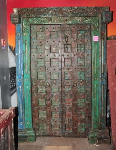 indian door vintage 3