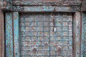 Indian Doors Vintage salvage