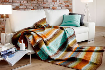 Riad Nomads UK Blanket